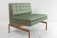 furniture - seating / by Bryan Hunt