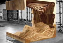 Wood parametric design