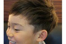 子ども hair