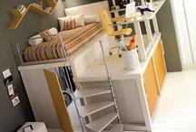 Kids bedroom ideas / by Lisa Price-Szot