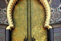 Morrocan & Turkish decorations