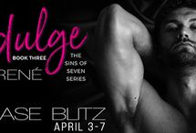 Blog Tour for Indulge by Dani René