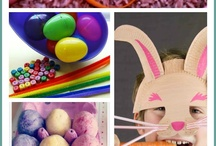 Hoppy Easter. / by Amber S