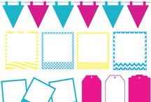 Free Printables {From Others} / Collection of free printables.  For more ideas http://blog.thecelebrationshoppe.com
