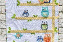 Owl quilts