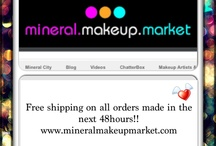 Mineral Makeup Market / by Tash Ritz