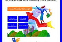 Steps to create your online brand / by StressFree SocialMarketing