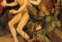 Diabeł, czarownice, stosy   The devil, witches, stakes