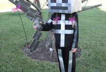 Minecraft Costume Ideas