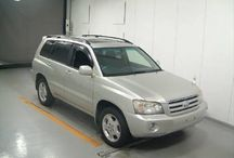 Toyota Kluger 2005 Silver - Get the Kluger of your choice from japan / Refer:Ninki26513 Make:Toyota Model:Kluger Year:2005 Displacement:2400 CC Steering:RHD Transmission:AT Color:Silver FOB Price:8,500 USD Fuel:Gasoline Seats  Exterior Color:Silver Interior Color:Gray Mileage:115,000 KM Chasis NO:ACU25W-0029274 Drive type  Car type:Suv