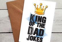 Birthday Cards For Dad / Perfect birthday cards for your Dad, shop now with Beautifully Obscene.