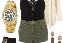 Fashion Items I love