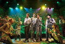 """""""Peter and the Starcatcher,"""" ZACH Theatre, 2015 / Lighting design research, concepts and images."""