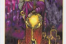 Tarot Emperor Cards
