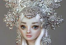 Frost coverd Ladies_Snow Queen