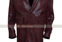 Jared Leto Suicide Squad Joker Trench Leather Coat