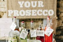 Wedding Prosecco Bar
