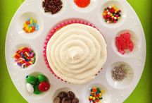 Baking Party / little chefe  party - cupcake party   - Belle's Bake Shop -