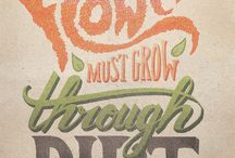 My Work / lettering to inspire and energize - www.tabsk.com