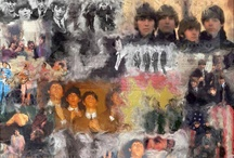 Rock  / Original Paintings of Rock Icons