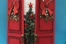 Открытки Рождество