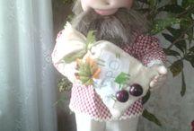 мои куклы / куклы из капрона