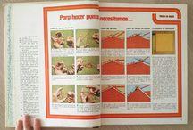 Manual de costura vintage | 1971