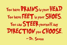 Dr. SeUsS iS mY fAvOrItE / by Lizz Benton