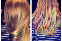 Hair colouring / Colouring hair is at the forefront of our creativity. Let our stylists enhance your hair with a range of techniques and endless colour combinations.