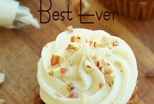 Cupcakes (little pieces of perfection) / by Karen Rowland