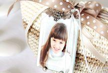Bomboniere fatte a mano / Bomboniere e idee per le tue feste: sacchettini portaconfetti, pensieri e piccoli oggetti faidate.