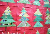 kerst kleuters