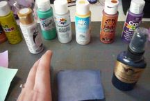 Crafts - Painting Ideas / by Chrystal Gardner