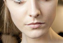 make-up: runway