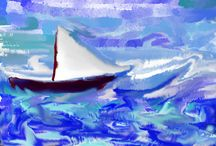 We are Sailing / Year 2 ICT class takes to the high waters