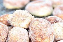 Desserts: Donuts