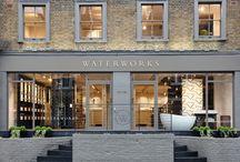 London Showroom / Waterworks London showroom opening: party and showroom photos / by Waterworks