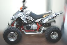 Quad Wrapping / wrapping quad http://www.santorografica.com/wrapping.php