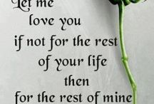 •♥✿♥• Love Words •♥✿♥•