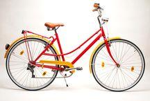 Vintage Bringa- ROSE / vintage bicycle design- Budapest www.vintagebringa.hu