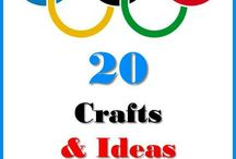 Olympics  / by Amy@ inspire imagination through creation Rhodes