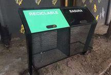 cestos residuos