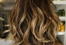 ombre hair cabelo curto