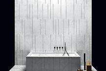 Beautiful Baths / A selection of Fantini's iconic fixtures designed specifically for the bath.