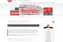 Hotelmarketing / Wellnessmedia unterstützt Hotels, speziell #Wellnesshotels, online mit #Hotelmarketing. / by Wellnessmedia