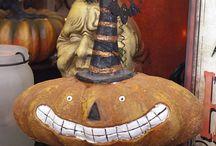 Hallowe'en / Spooky decor ideas for Hallowe'en