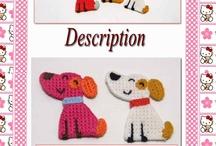 Crafts - Crochet - Appliques