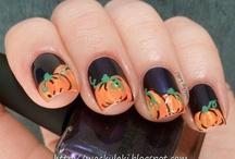 Nails - Fall&Halloween / by Erin DeCuir