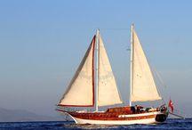 AZRA DENIZ / #gulet, #yacht, #bluevoyage, #yachtcharter,  www.cnlyacht.com