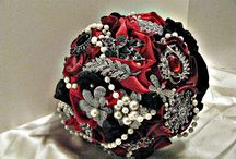 My Best Friends Wedding / My best friend is getting married. The theme is red white and black.
